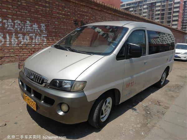 江淮 瑞风 2007款 2.4L祥和 汽油 手动标准型HFC4GA1
