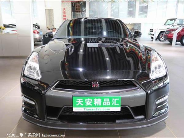 日产GT-R 2015款 3.8T 豪华棕红内饰版