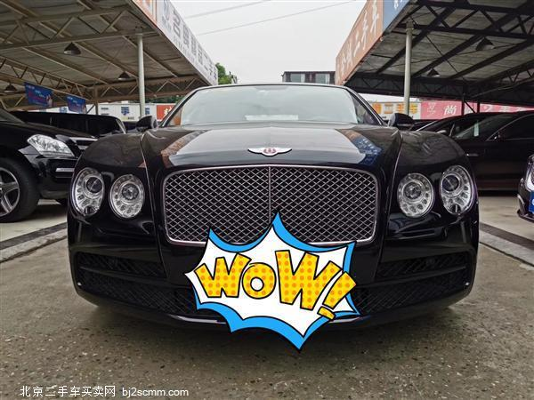 宾利 飞驰 2014款 4.0T V8 尊贵版