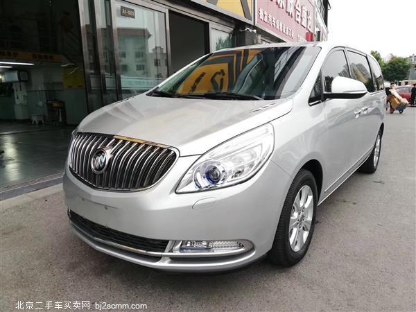 别克GL8 2014款 3.0L GT豪华商务豪雅版