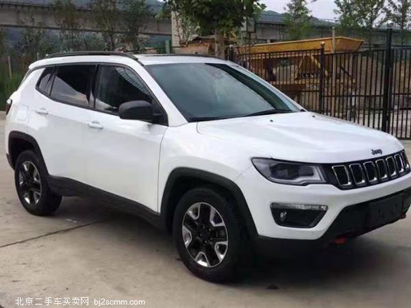 Jeep 指南者 2017款 200TS 自动高性能四驱版