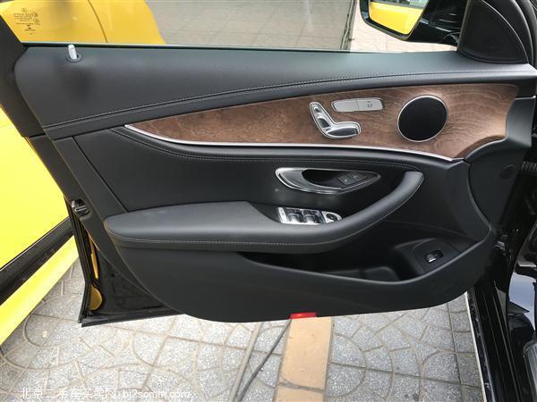 2018款 奔驰E级 改款 E 200 L