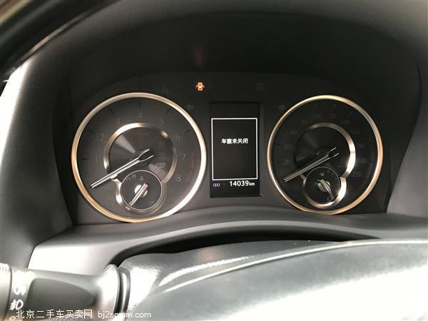 丰田 2018款 埃尔法 改款 3.5L 豪华版