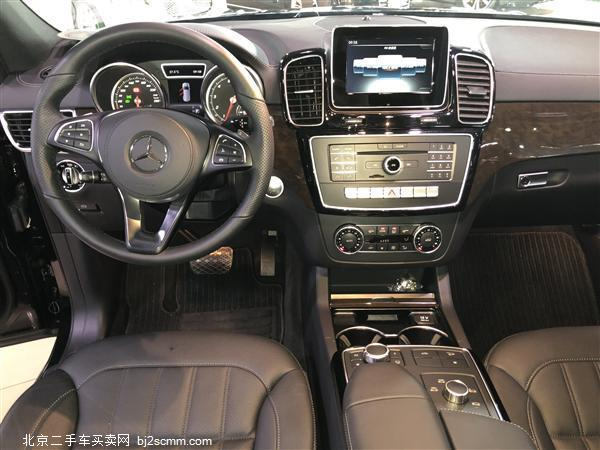 2018款 奔驰GLS级  450 美版