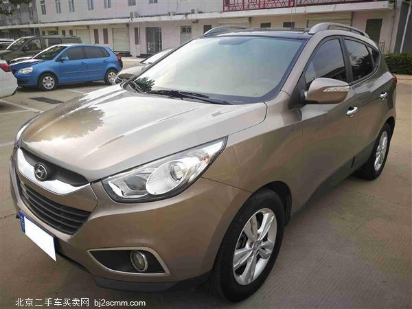 北京现代ix35 2012款 2.4L 自动两驱尊贵版GLS