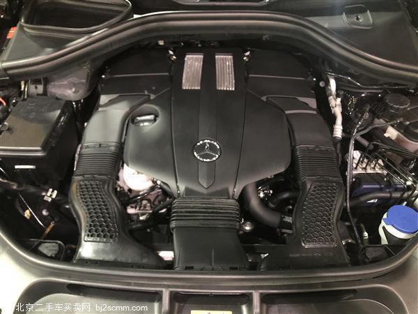 2018款 奔驰GLS级 改款 GLS 400 4MATIC豪华型