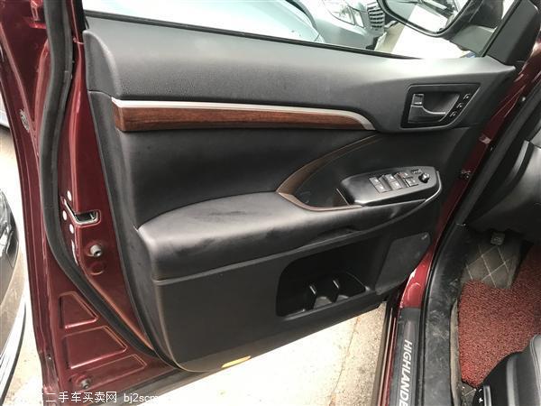 丰田 2015款 汉兰达 2.0T 四驱至尊版 7座