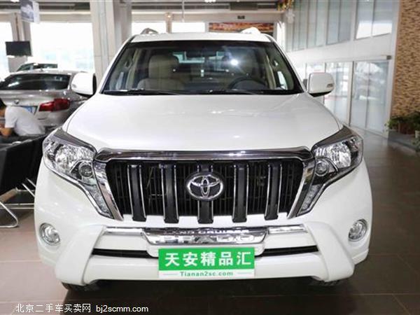 丰田 2016款 普拉多(平行进口) 4000 中东版