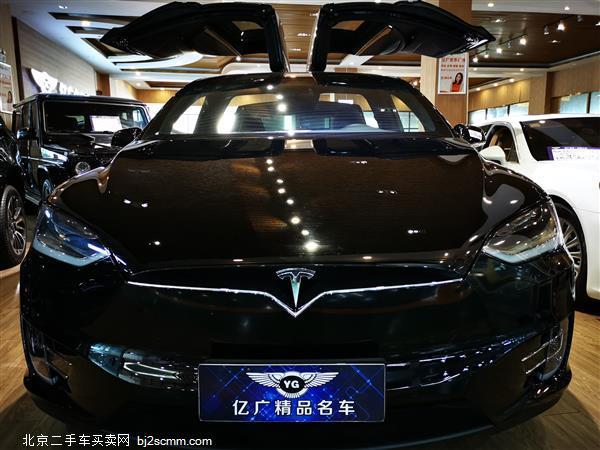特斯拉 X 2016款 Model X 75D