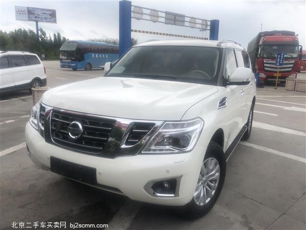 日产 2018款 途乐 Y62 4.0L SE-T2(中东)