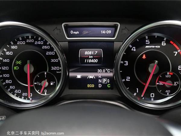 奔驰GL级AMG 2013款 GL 63 AMG