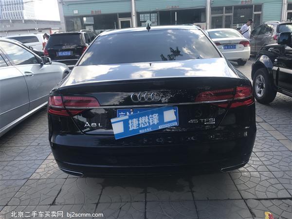 2017款 奥迪A8 A8L 45 TFSI quattro舒适型
