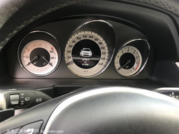 奔驰GLK级 2013款 GLK 300 4MATIC 时尚型