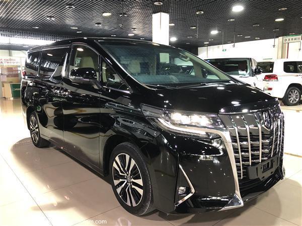 丰田 2019款 埃尔法 改款 3.5L 豪华版