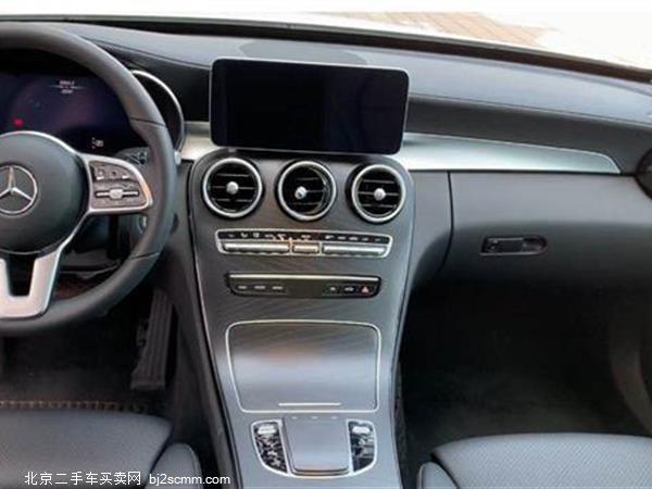 2019款 奔驰C级 C 260 L