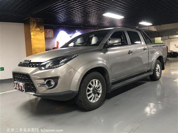 江铃 2018款 域虎3 1.8T汽油四驱进取版长轴距