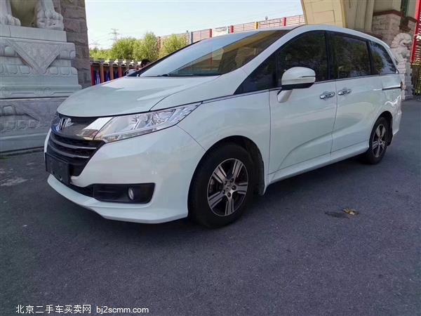 本田 奥德赛 2015款 2.4L 舒适版
