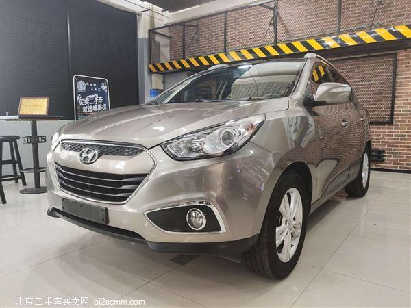 北京现代ix35 2013款 2.4L 自动两驱领先型GLX 国IV
