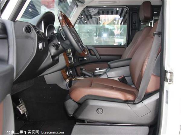 奔驰G级 2013款 G 500