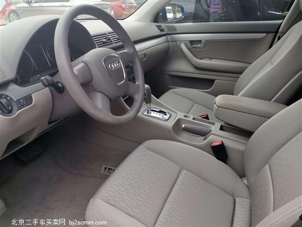奥迪A4 2006款 1.8T 7挡自动舒适型