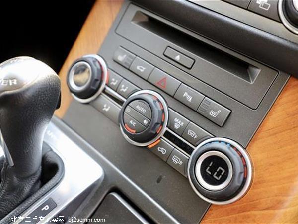 路虎 揽胜运动版 2011款 5.0 V8 SC HSE