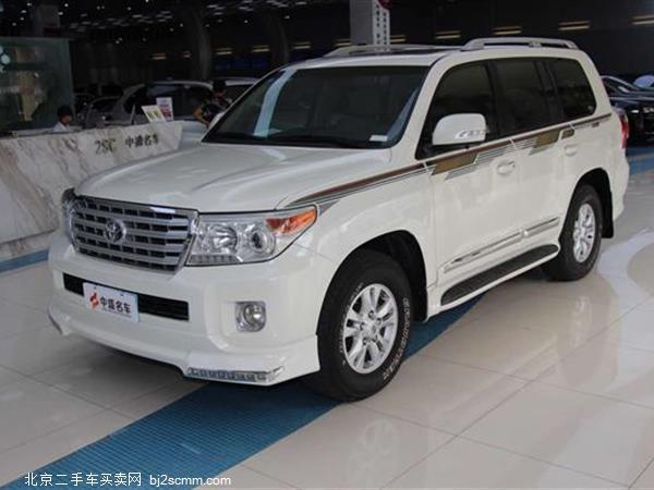 丰田 4.0 2013款 兰德酷路泽(进口) V6 中东版
