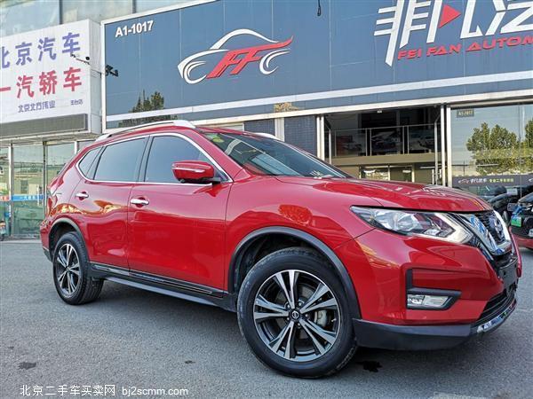日产 2017款 奇骏 2.5L CVT豪华版 4WD
