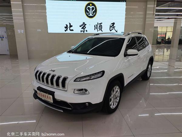 Jeep 2017款 自由光 2.4L 领先版智能包