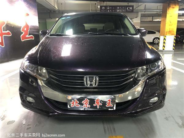 本田 奥德赛 2009款 2.4L 豪华版