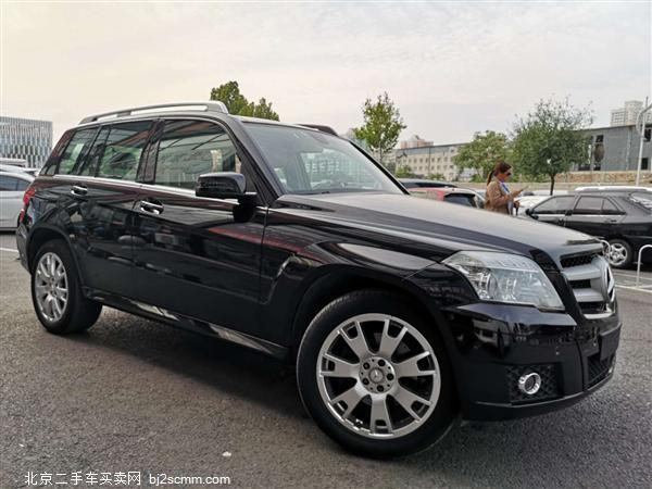 奔驰GLK级 2012款 GLK 300 4MATIC 时尚型