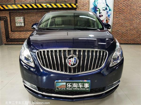 别克GL8 2014款 2.4L LT豪华商务行政版
