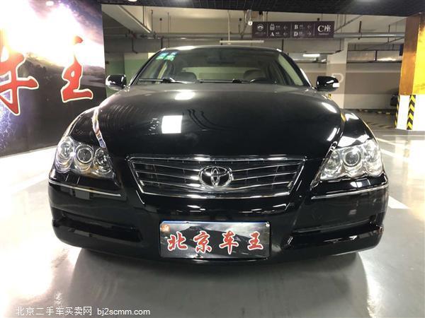 丰田 锐志 2008款 2.5S 特别纪念版