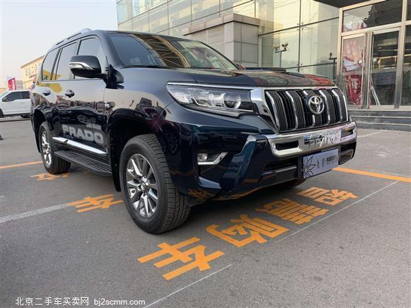 丰田 2018款 普拉多(平行进口) 4000 VX 外挂 双油 7座 中东版