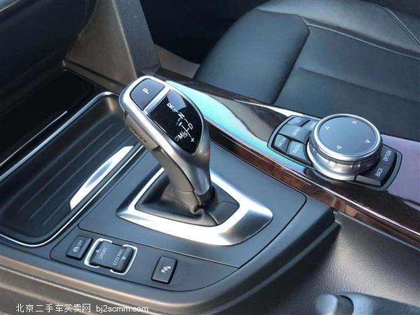 宝马3系 2015款 320Li 豪华设计套装