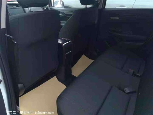 本田 2016款 飞度 1.5L LXS CVT舒适天窗版