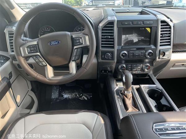 2019款 福特F-150 3.5T LTD