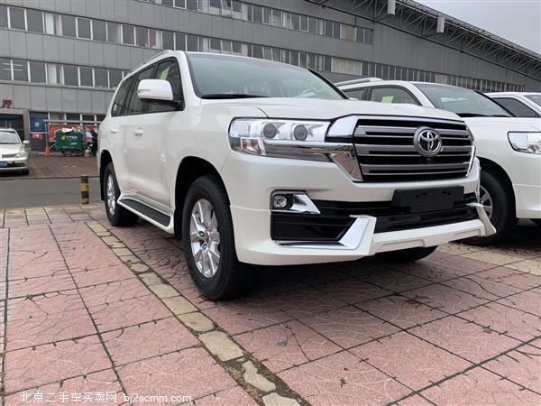 丰田 2019款 兰德酷路泽 4.0L GX-R GT 两气 丝绒 (中东)