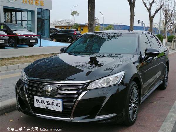丰田 2018款 皇冠 2.0T 时尚版