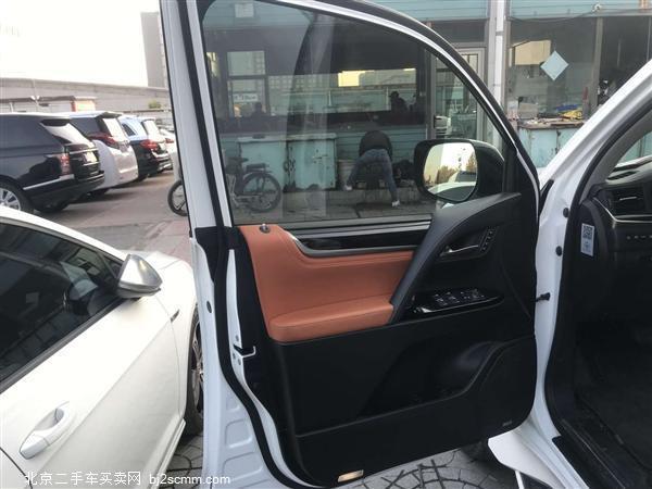 2017款 雷克萨斯LX 570 尊贵豪华版