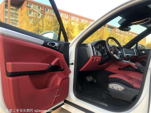 保时捷 2016款 卡宴 Cayenne GTS 3.6T
