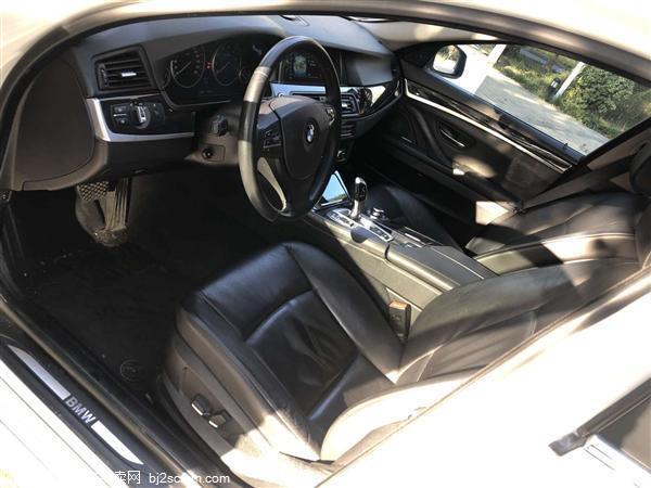宝马5系 2013款 520Li 典雅型