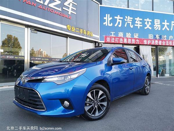 丰田 雷凌 2014款 1.8V CVT豪华版