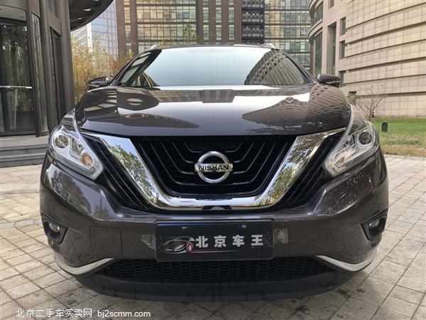 日产 2017款 楼兰 2.5 S/C HEV XE 四驱混动尊尚版