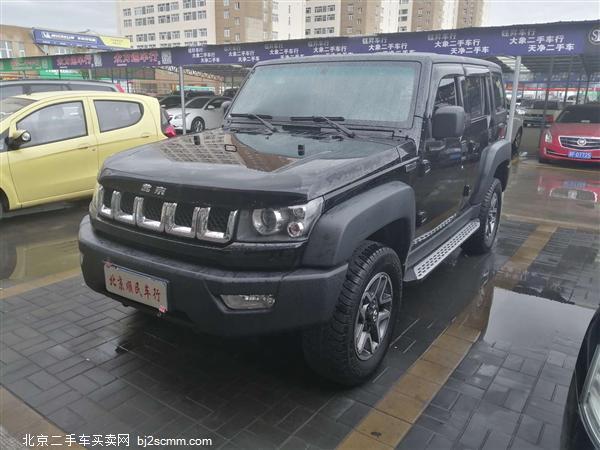 2017款 北京BJ40 40L 2.3T 自动四驱环塔冠军版
