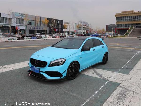 2017款 奔驰A级AMG AMG A 45 4MATIC