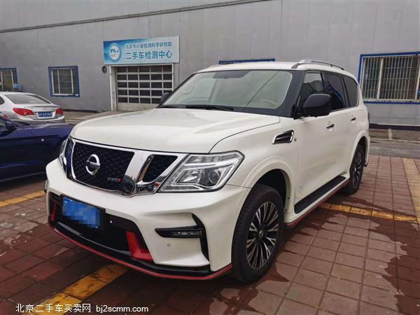 日产 2019款 途乐 Y62 5.6L XE(中东)