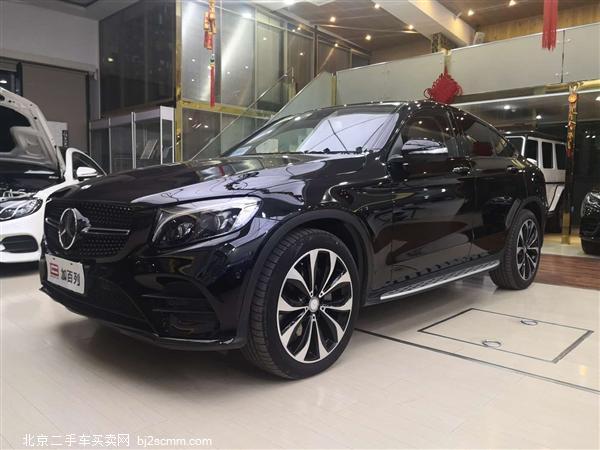 2017款 奔驰GLC(进口) GLC 300 4MATIC 轿跑SUV