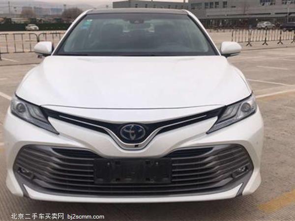 丰田 2018款 凯美瑞 2.5HG 豪华版