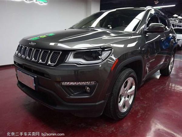 Jeep 2019款 指南者 200T 自动家享四驱-互联网大屏版