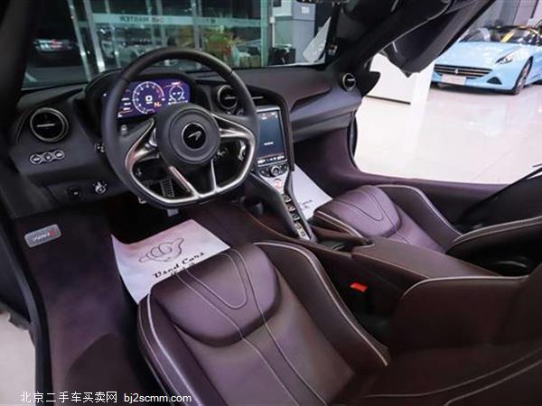 2019款 迈凯伦720S 4.0T Coupe